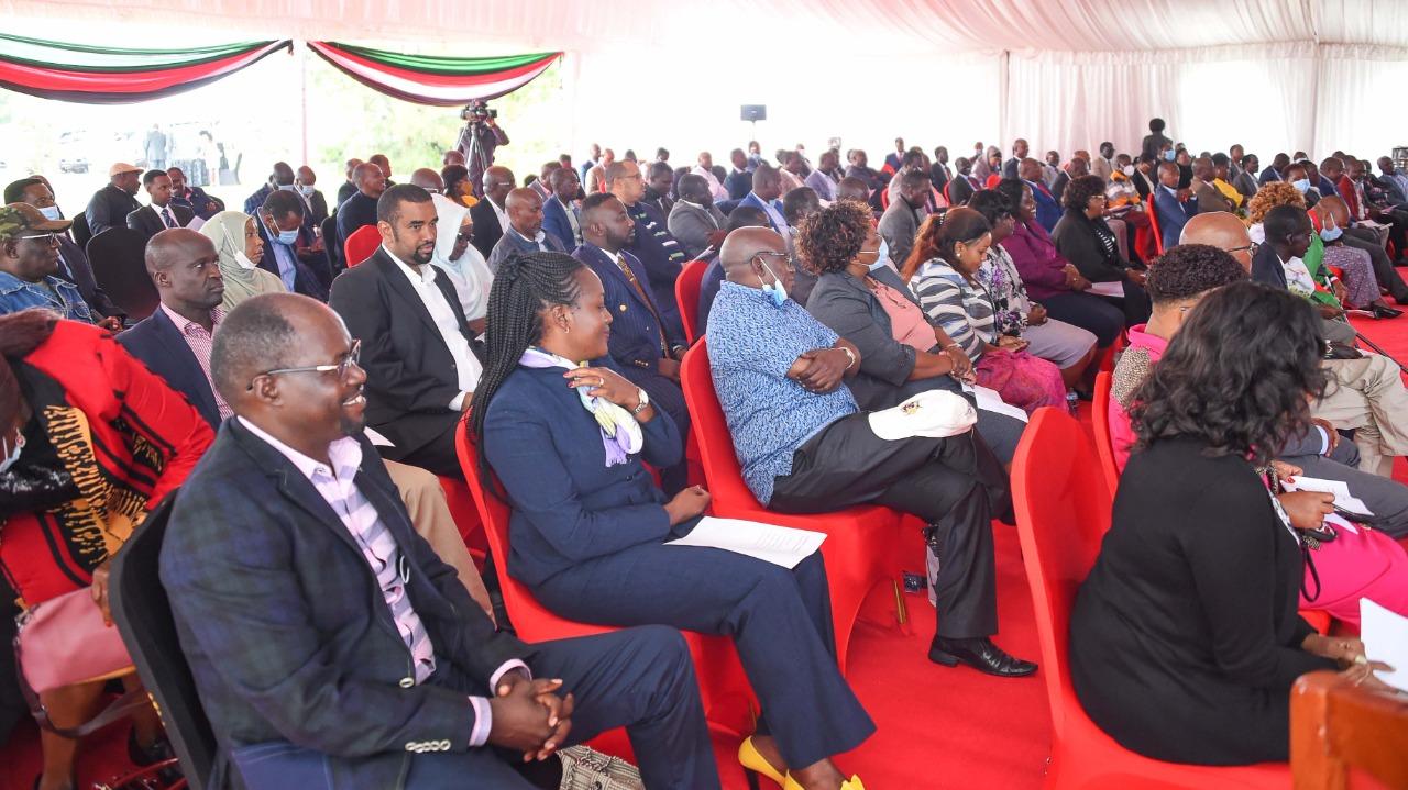 DP Ruto meets over 100MPs as Parliament Reconvenes