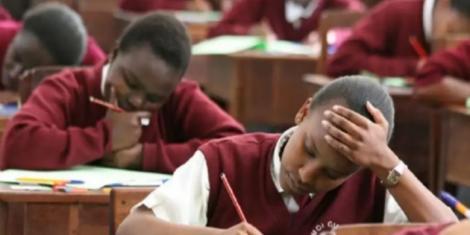 Moi Girls Eldoret on strike